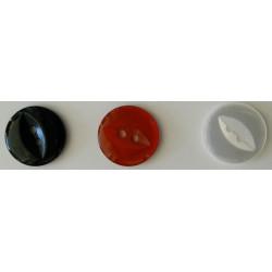 Plastknappar 18 mm