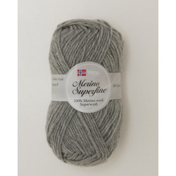 Viking Merino Superfine Grå 613