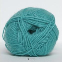 Sock 4 Turkos 7555