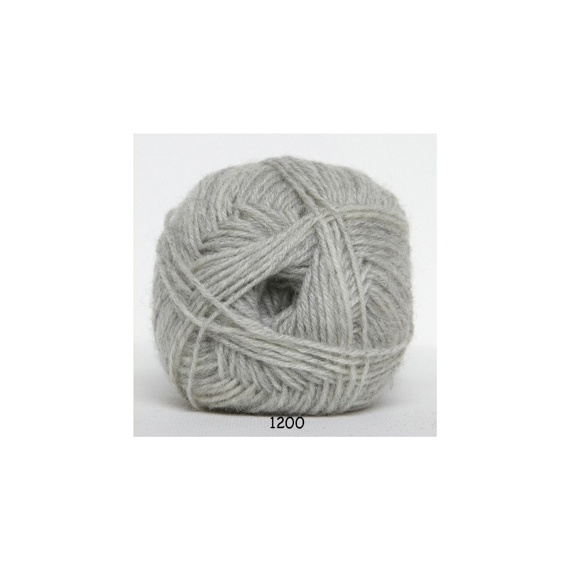 Sock 4 Ljusgrå 1200
