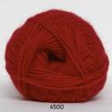 Sock 4 Röd 4500