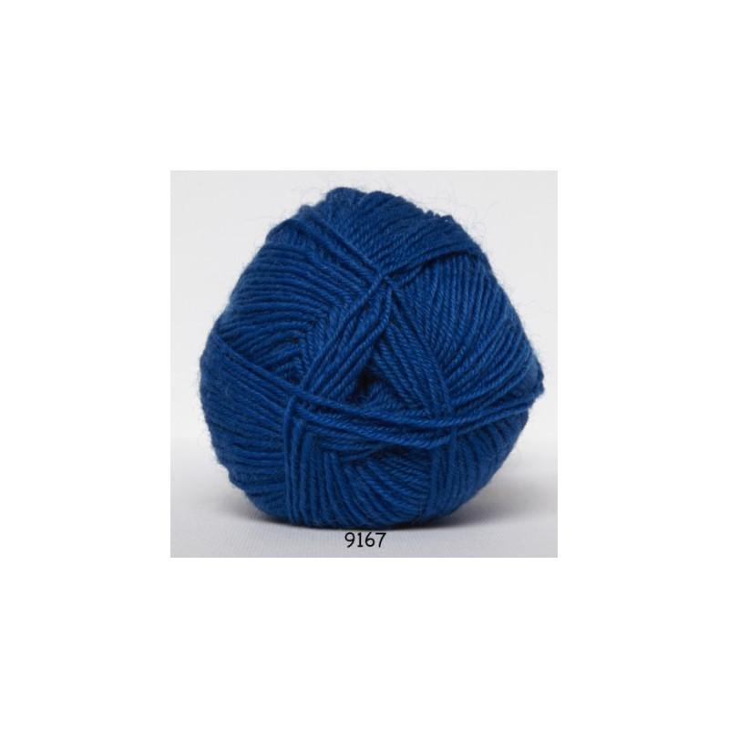 Sock 4 Blå 9167