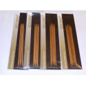 Strumpstickor Bambu 15 cm