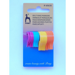 Markeringsringar Pony