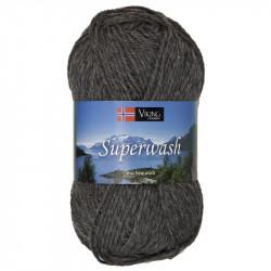 Viking Superwash Grå 115