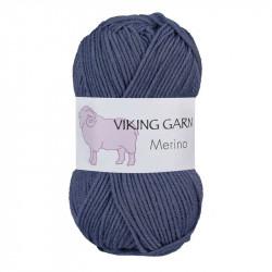 Viking Merino 827 Jeansblå