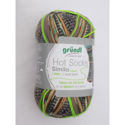 Hot Socks Simila 302
