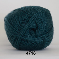 Sock 4 Mörkgrön 4718