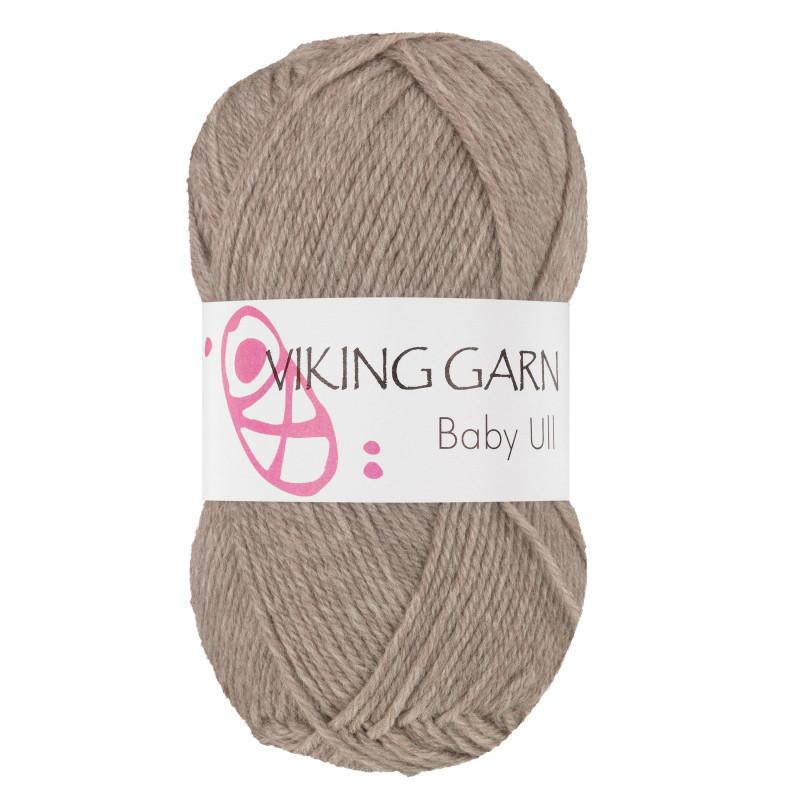 Viking BabyUll Ljusbrun 309