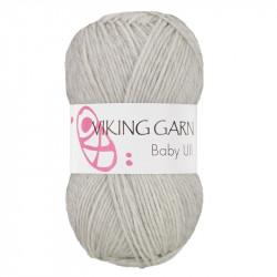 Viking BabyUll Silvergrå 312