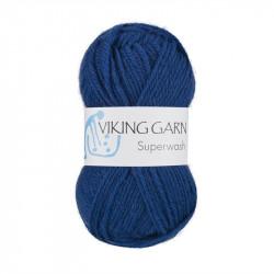 Viking Superwash Ljusgrå 113