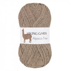 Viking Alpaca Fine 607 Ljusbrun