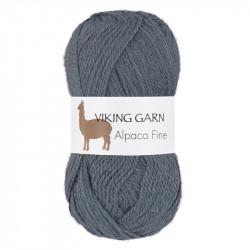 Viking Alpaca Fine 626 Jeansblå