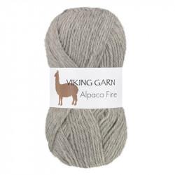Viking Alpaca Fine 613 Grå