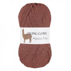 Viking Alpaca Fine 619 Vinröd