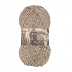 Eco Highland Wool Beige 207