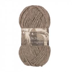 Eco Highland Wool Ljusbrun 209