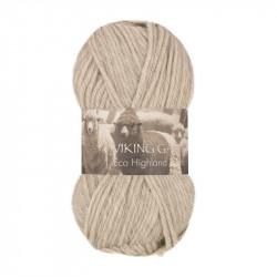 Eco Highland Wool Pärlgrå 212