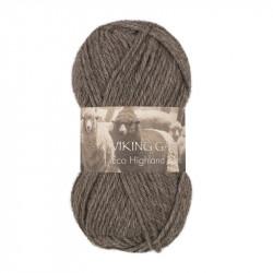 Eco Highland Wool Grå 215