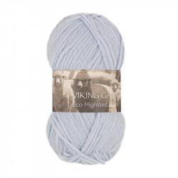 Eco Highland Wool Ljusblå 220