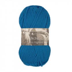 Eco Highland Wool Blå 225