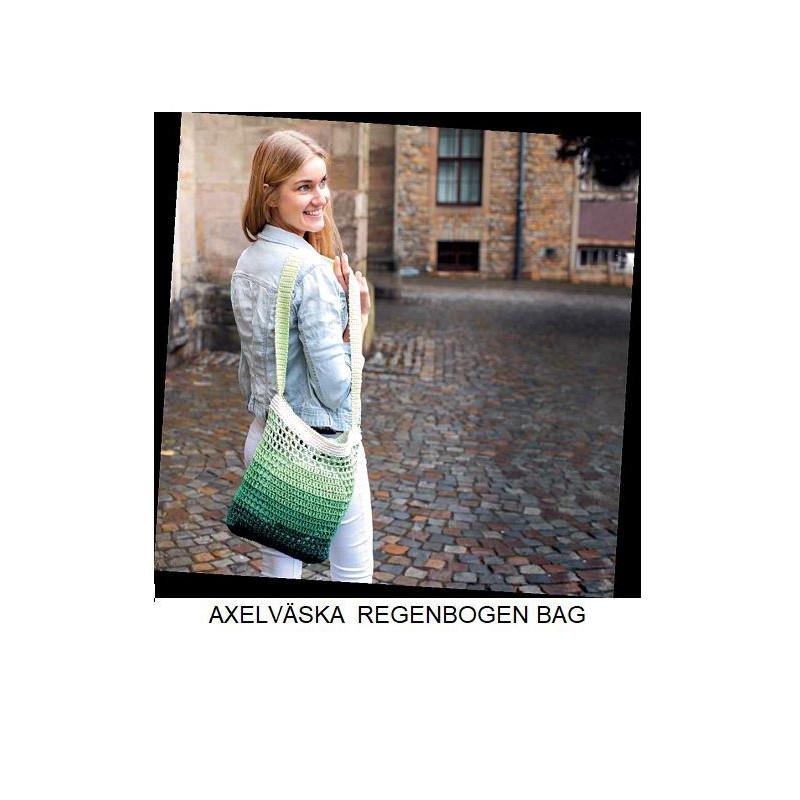 Komplett sats Axelväska Regenbogen Bag