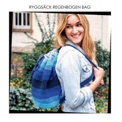 Komplett sats Ryggsäck Regenbogen Bag