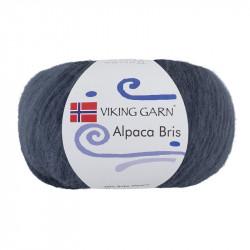 Alpaca Bris 327 Jeansblå