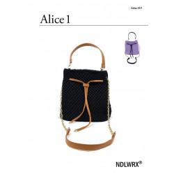 Mönster Alice 1