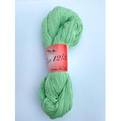 Virkgarn Fino 12/3 Ljusgrön...