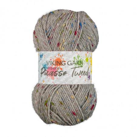 Alpaca Picasso Tweed 913