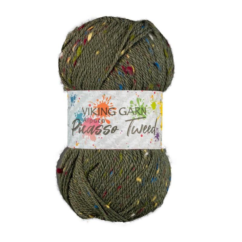 Alpaca Picasso Tweed 936