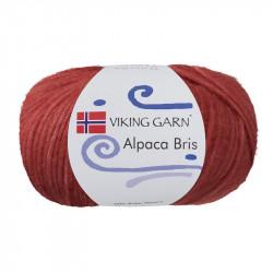 Alpaca Bris Ljus Burgunder 355