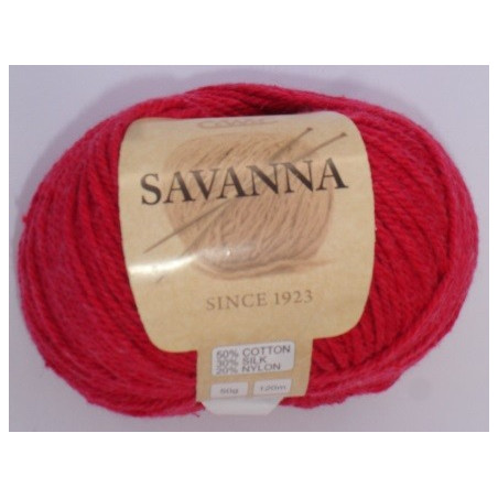 Savanna 14 Röd