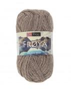 Viking Frøya  mjukt skönt stickgarn som passar både till sockor och tröjor.